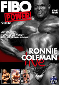 FIBO POWER 2006 – Ronnie Coleman Live!