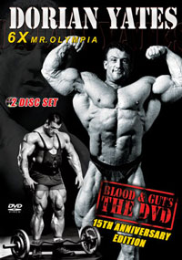 Dorian Yates Blood & Guts Ultimate Edition