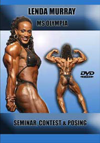 Lenda Murray - Ms Olympia