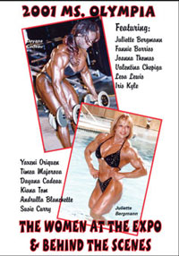2001 Ms. Olympia: The Women at the Expo and Behind the Scenes