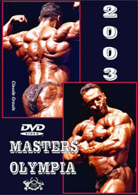 2003 Masters Olympia DVD