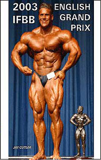 2003 IFBB English Grand Prix DVD