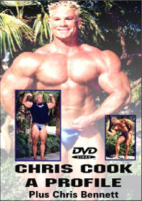 Chris Cook - A Profile: Plus Chris Bennett