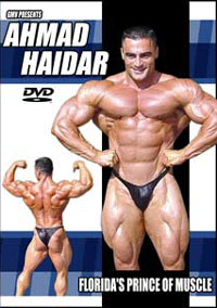 Ahmad Haidar - Florida\'s Prince of Muscle